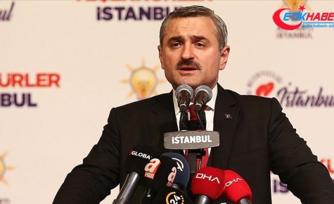 AK Parti İstanbul İl Başkanı Şenocak: İstanbul'da sonucu etkileyecek usulsüzlükler mevcut