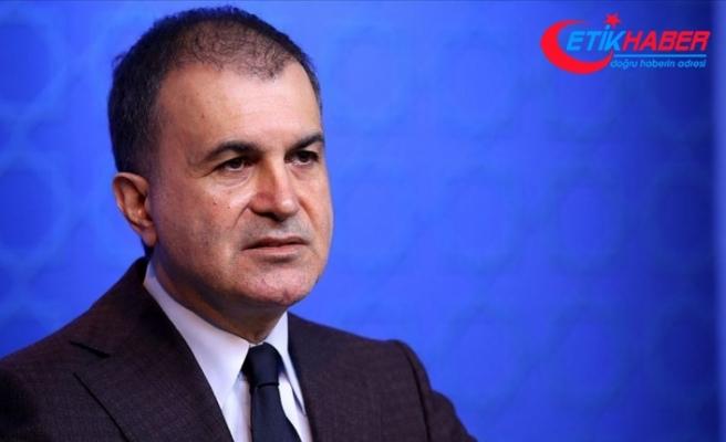 AK Parti Sözcüsü Çelik: Netanyahu çılgınlığına bir dur deme vakti gelmiştir