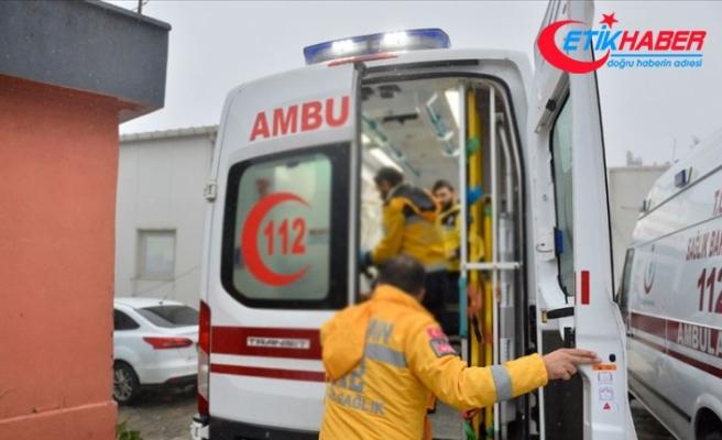 Ambulansa yol vermeyen sürücü hakkında istenen ceza belli oldu