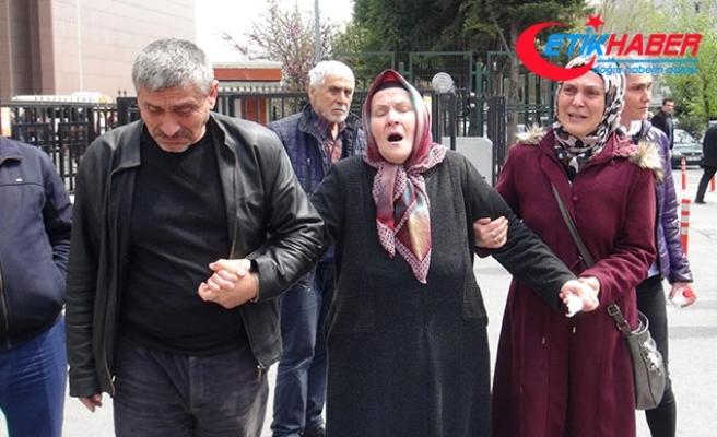 Bağcılar'daki minibüsçü cinayetinde beraat kararına anne feryadı
