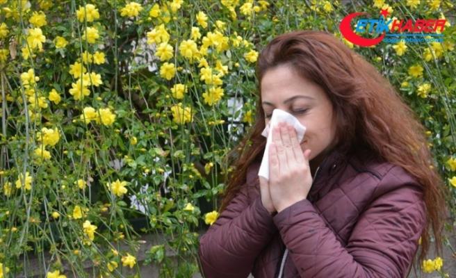 'Bahar alerjisi' sezonu başladı