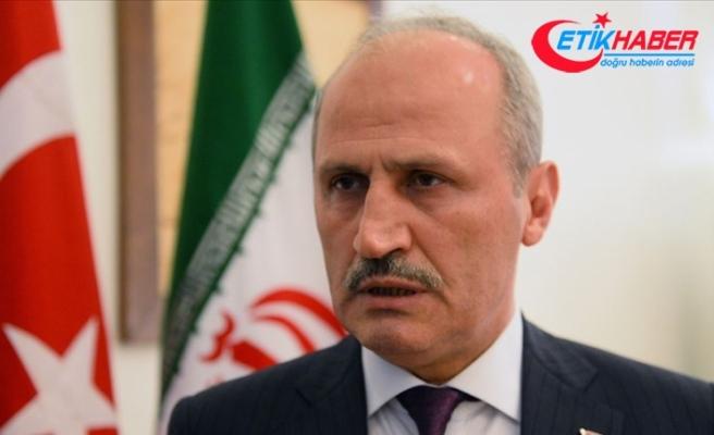 Bakan Turhan: Taşımacılık konusunda Türkiye ile İran birbirinin ortağı olacak