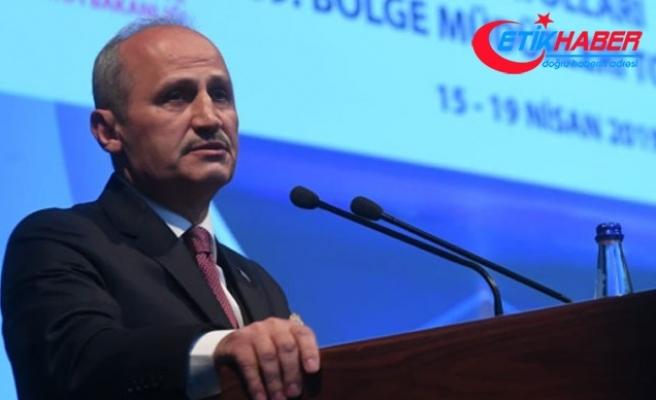 Bakan Turhan: Kuzey Marmara Otoyolu, 2020'de hizmete açılacak