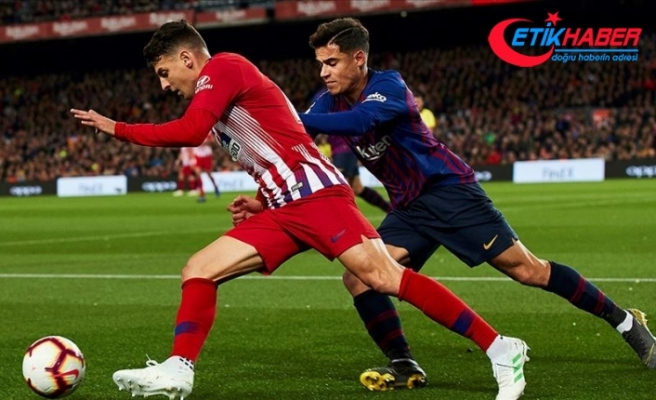 Barcelona, Atletico ile arasındaki farkı 11 puana çıkardı