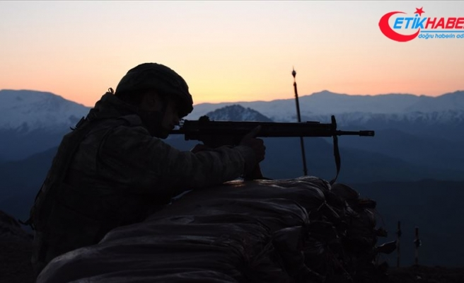 Bayrak-123 Operasyonu'nda 5 terörist etkisiz hale getirildi