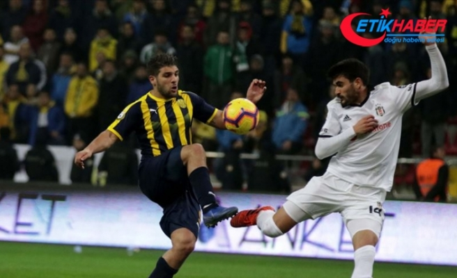 Beşiktaş ile MKE Ankaragücü 100. randevuda