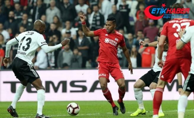 Beşiktaş ile Sivasspor 26. randevuda