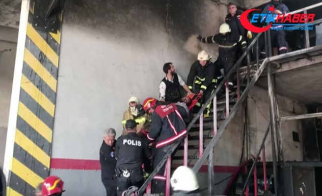 Bursa'da sanayi sitesinde patlama ve yangın: 2 işçi öldü, 3 işçi yaralandı