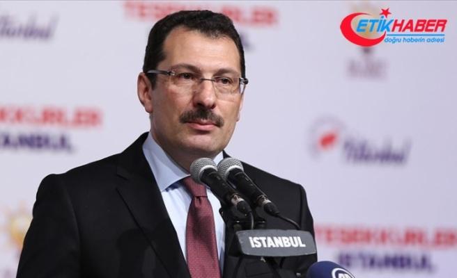 'CHP'nin kendisi için gördüğü hakkı bize çok görmesi anlaşılır gibi değil'
