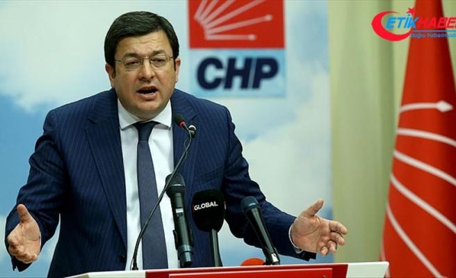 CHP Genel Başkan Yardımcısı Erkek: YSK verilerine göre fark 17 bin 111