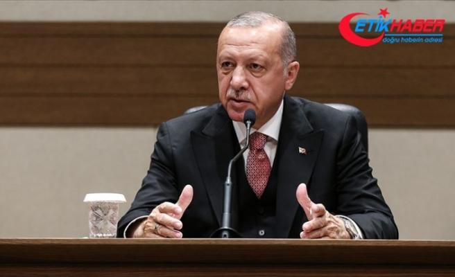 Cumhurbaşkanı Erdoğan: Netanyahu'nun yaptığı her iş uluslararası hukuka aykırıdır