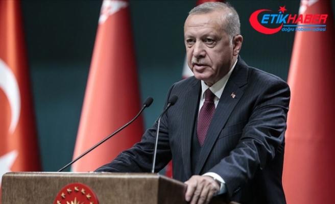 Cumhurbaşkanı Erdoğan: Turgut Özal her zaman değerli hizmetleriyle anılacak