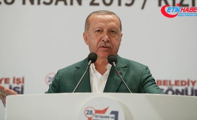Cumhurbaşkanı Erdoğan: Ekonomik teröre de teslim olmadık, olmayacağız