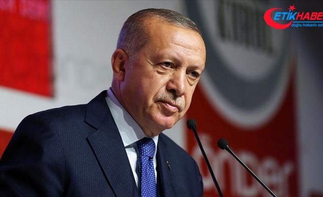 Erdoğan: DEAŞ terör örgütünü hezimete uğratan tek NATO ülkesi biz olduk