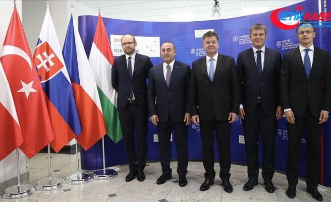 Dışişleri Bakanı Çavuşoğlu: AB üyeliği hala Türkiye için stratejik hedef