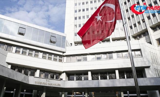 Türkiye Pakistan'daki terör saldırısını kınadı