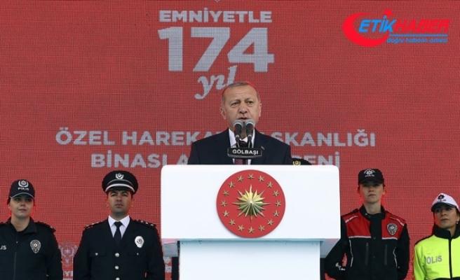 Erdoğan: Bizi dize getireceklerini sananlara mümkün olmadığını gösterdik