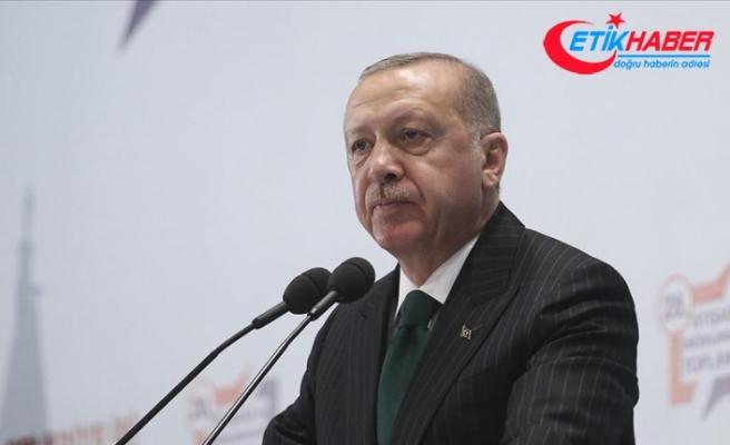 Erdoğan: Türkiye'nin dışlandığı bir F-35 projesi çökmeye mahkum