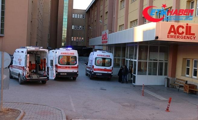 Erzincan'da 20 öğrenci, gıda zehirlenmesi şüphesiyle hastaneye kaldırıldı