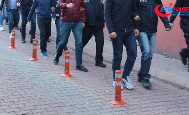 Terör örgütü DEAŞ'a operasyon: 27 gözaltı