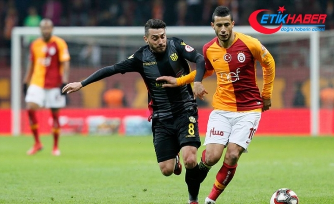 Galatasaray kupada saha avantajını kullanamadı