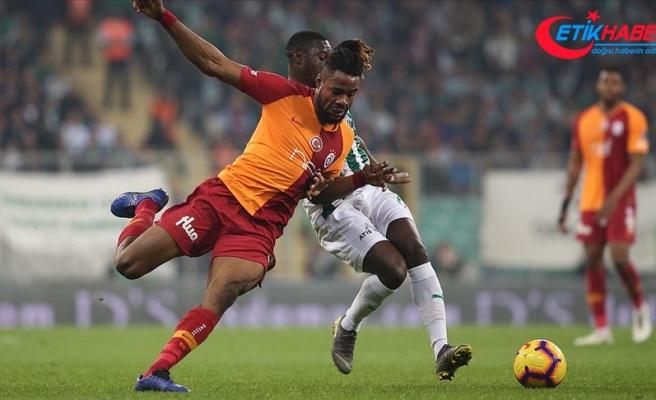 Galatasaraylı Luyindama PFDK'ye sevk edildi
