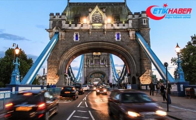 Havayı kirleten araçlar Londra'nın merkezine ücretle girecek
