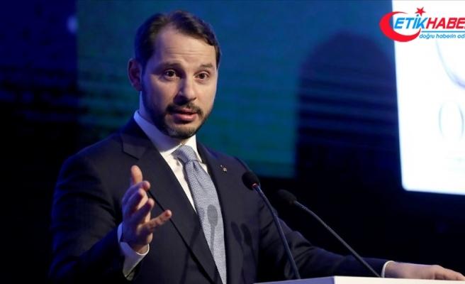 Hazine ve Maliye Bakanı Albayrak: Dengelenme sürecinin pozitif yansımaları devam ediyor
