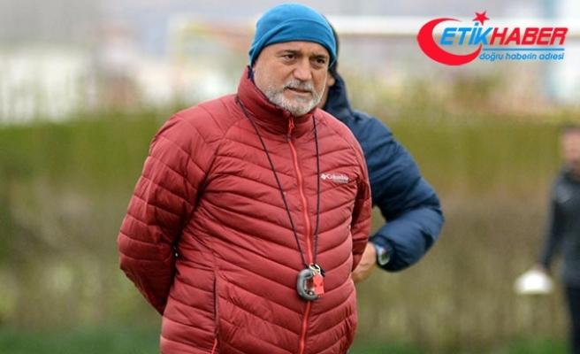 Hikmet Karaman: Futbolcularım ödülü ve alkışlanmayı hak ediyor