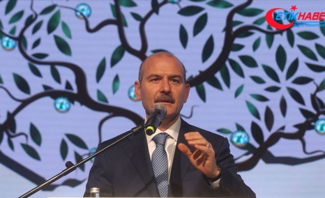 İçişleri Bakanı Soylu: 4,5 yıl terörle mücadelede bitirici vuruşları yapmak için yeterli