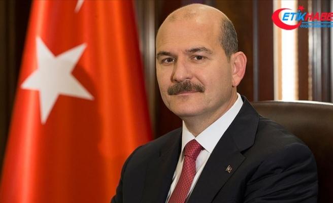 İçişleri Bakanı Soylu: İspat etsinler istifa etmeyen namerttir