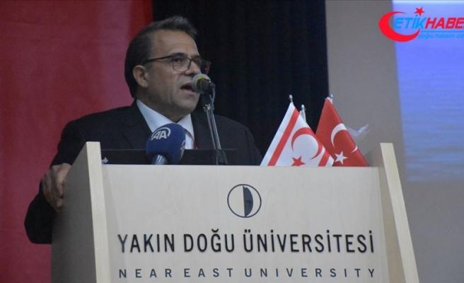 'İki ayrı devlet olarak iyi komşuluk ilişkileri içerisinde yaşamak istiyoruz'