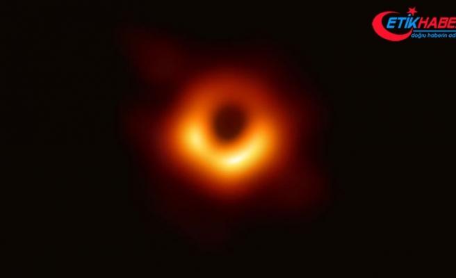 İlk kez bir kara deliğin 'olay ufku' görüntülendi
