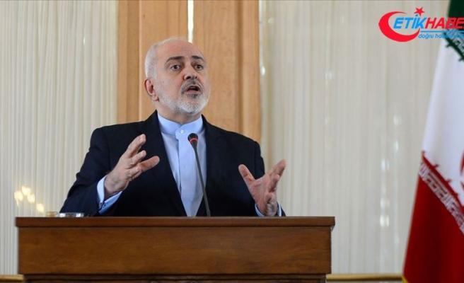 """İran Dışişleri Bakanı: """"Savaş istemiyoruz ancak saldırırlarsa kendimizi koruyacağız"""""""