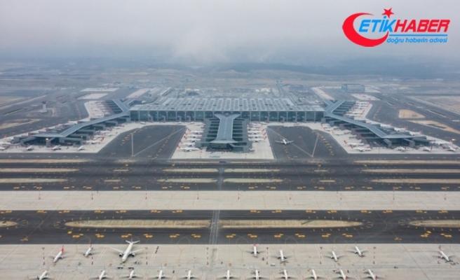 İstanbul Havalimanı otoparkı artık ücretli