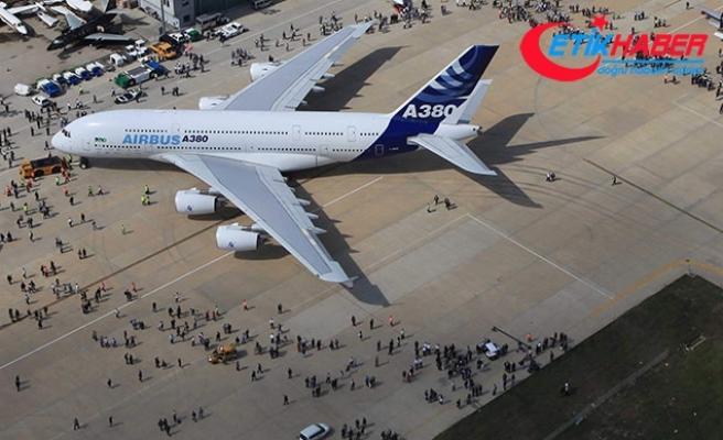 İstanbul Havalimanı'na dünyanın en büyük yolcu uçağı da gelecek