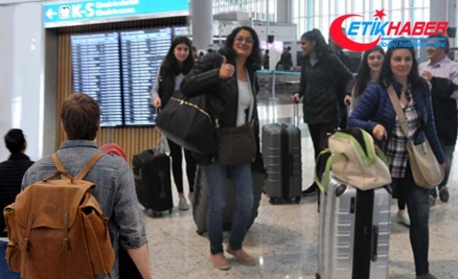 İstanbul Havalimanı yolculara kapılarını açtı