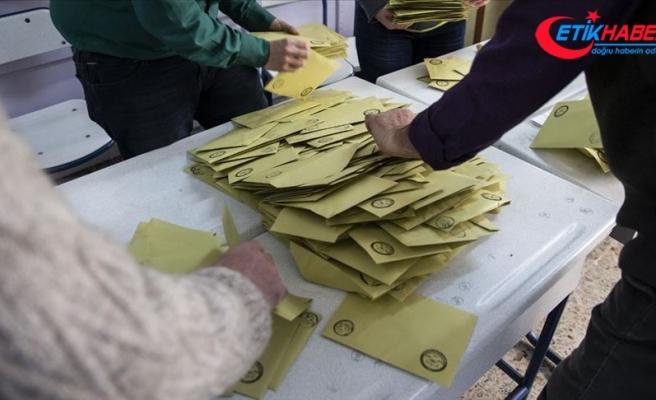 Kağıthane'de geçersiz oylar yeniden sayılacak