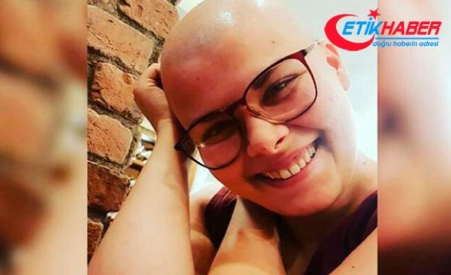 Kanser hastası Tuğçe, hayatını kaybetti