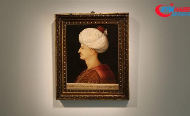 Kanuni Sultan Süleyman portresi Londra'da satılacak