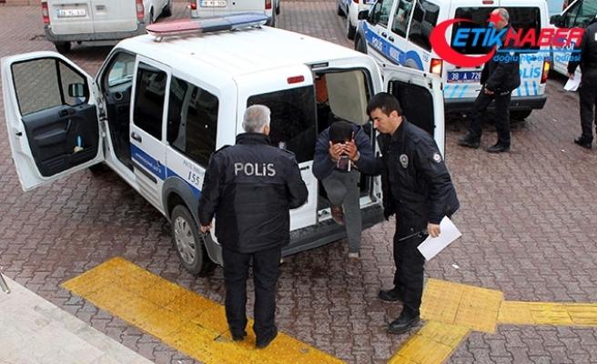 Kayseri'de aranan şüphelilere şafak operasyonu: 30 gözaltı