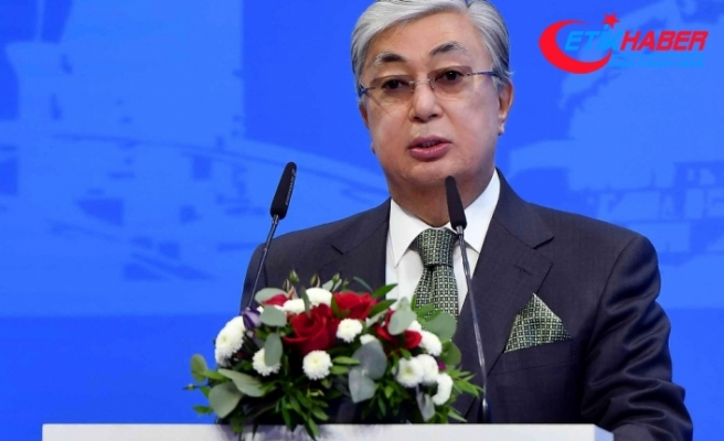 Kazakistan'ın yeni Cumhurbaşkanı ilk yurt dışı ziyaretini Rusya'ya gerçekleştirdi