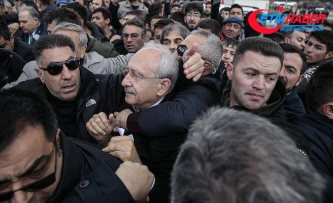 Kılıçdaroğlu'na saldırı olayında 9 şüpheliden 3'ü serbest bırakıldı