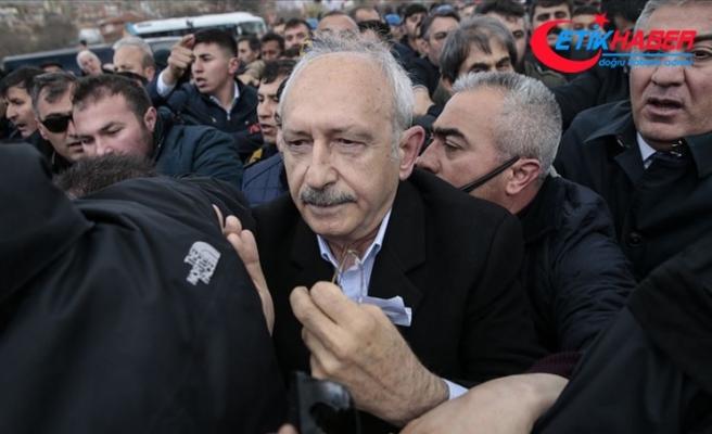 Kılıçdaroğlu'na yapılan saldırının faillerinden O.S yakalandı