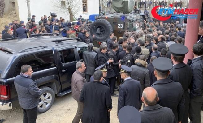 Kılıçdaroğlu, güvenlik amacıyla tutulduğu evden zırhlı araçla çıkarıldı
