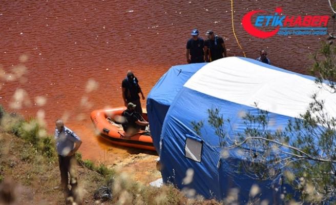 'Kırmızı Göl'de bir ceset daha bulundu