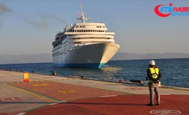 Kruvaziyer turizminde beklentiler artıyor