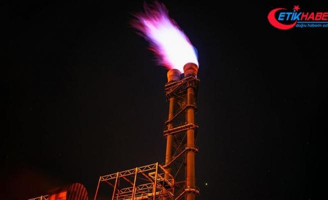 Küresel doğal gaz tüketimi yüzde 4,6 arttı
