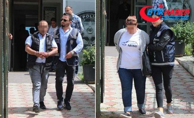 Kuyumcudan 2 bin 500 dolarlık hırsızlığa 2 gözaltı