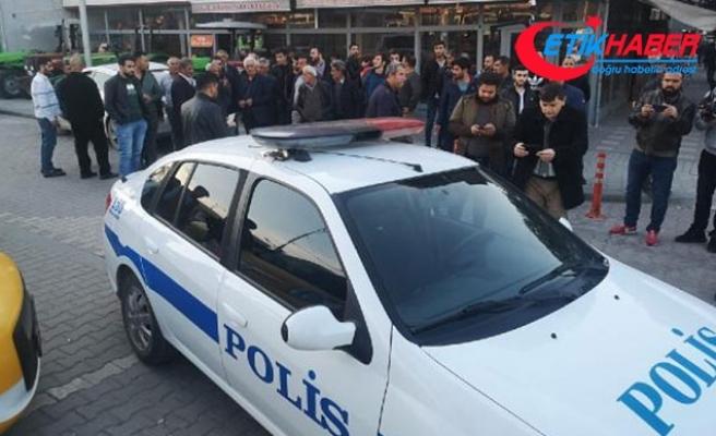 Malatya'da polis aracına tabancalı saldırı: 1 gözaltı